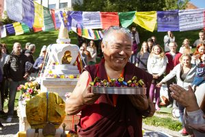 20180925 Nedo Rinpoche at the EC