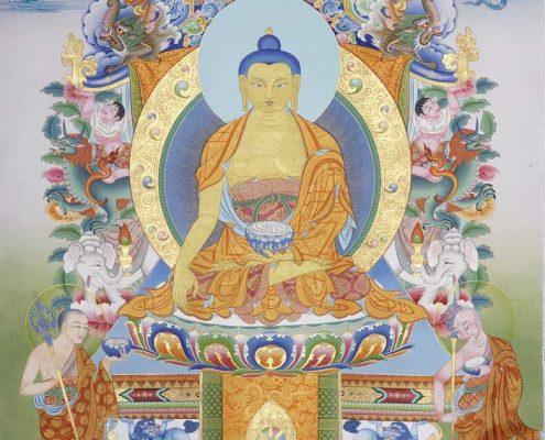 Oberhaupt Buddhismus