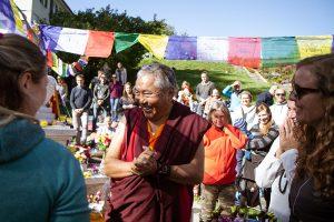 20180925 Nedo Rinpoche at the EC